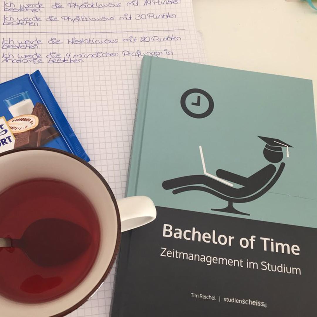 Bachelor of Time