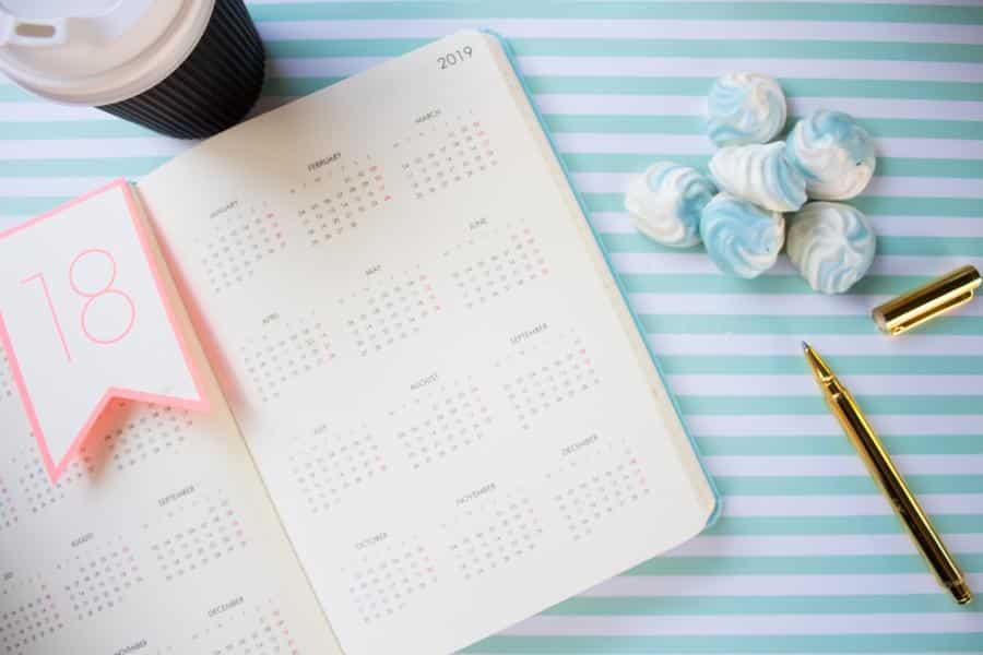 Mitder Kettenregel visualisierst du deine täglichen Erfolge baust starke Gewohnheiten auf. So kannst du das ganze Semester motiviert lernen...