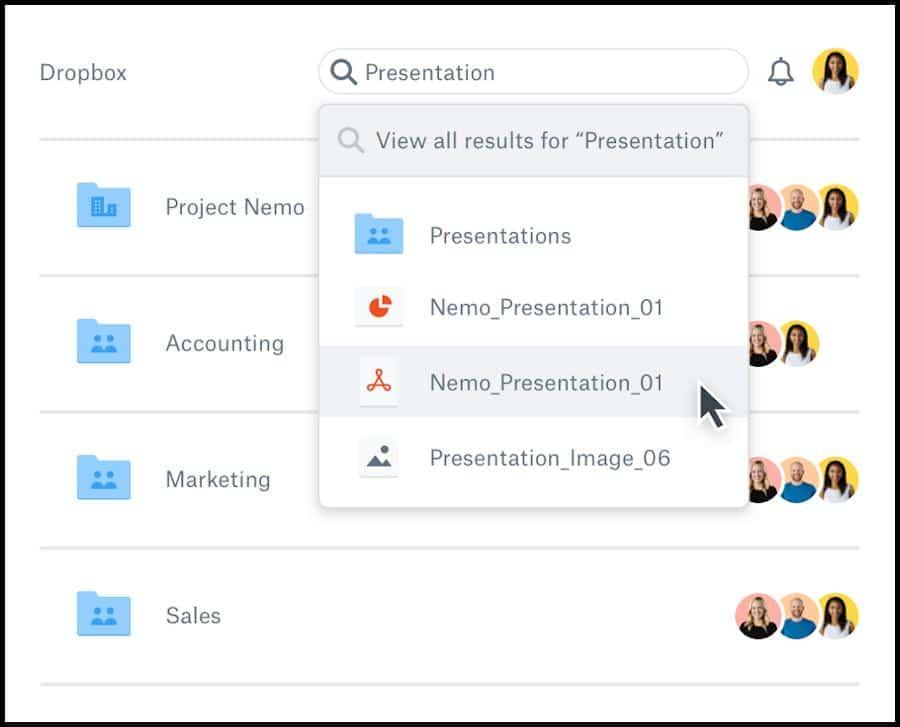 Mit dem Filehosting-Dienst Dropbox kannst du Dateien in einem virtuellen Ordner abspeichern und von dort mit deinen Kommilitonen teilen. Mit diesem digitalen Tool kannst du deine Lerngruppe organisieren, ohne dass du teure Software kaufen musst.